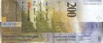 200 Šveicarijos frankų.