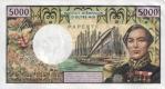 5000 Taičio frankų.