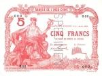 5 Taičio frankai.