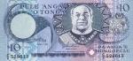10 Tongos paangų.