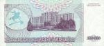 500000 Transnistrijos rublių.