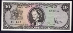 10 Trinidado ir Tobago dolerių.