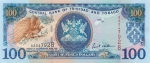 100 Trinidado ir Tobago dolerių.