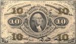 10 JAV centų.