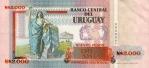 2000 Urugvajaus naujųjų pesų.