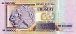 100000 Urugvajaus naujųjų pesų.