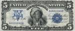 5 JAV doleriai.