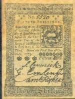 15 JAV šilingų.