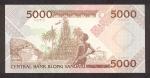 5000 Vanuatu vatu.