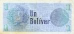 1 Venesuelos bolivaras.