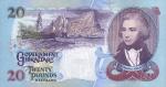 20 Gibraltaro svarų.