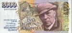 2000 Islandijos kronų.