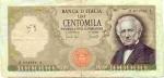 100000 Italijos lirų.