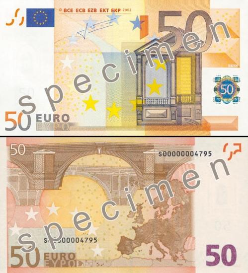 50 Eurų.