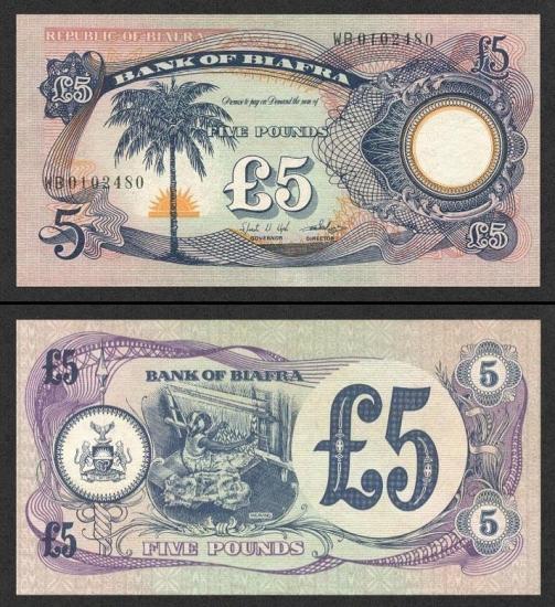 5 Biafros svarai.