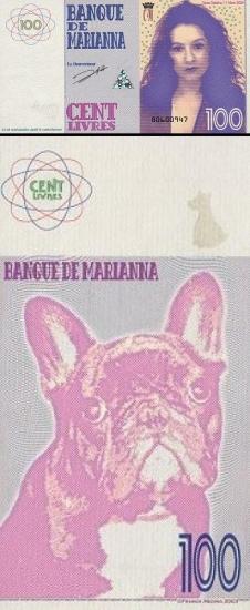 100 Marianos livrų.