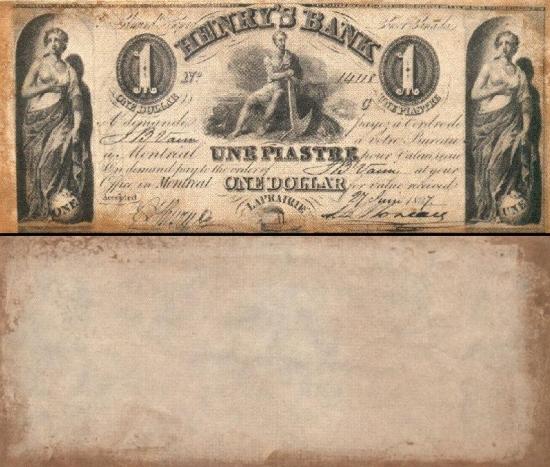1 Kanados doleris.